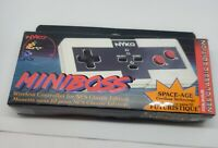 Nyko Miniboss - Wireless Controller with Built-In Rechargeable Batteries Preown