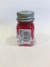 Testors Enamel Paint—1/4 oz. Gloss Red 1103TT