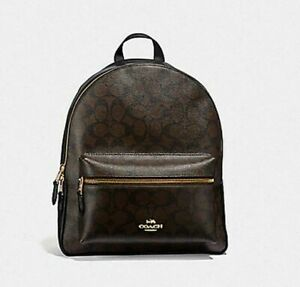 Coach BackPack Authentic100%.With serail Number. New-York IdealCondition vintage