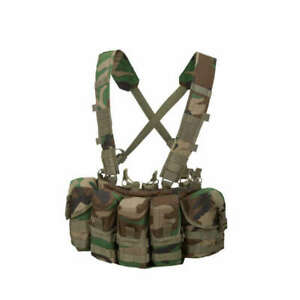 Helikon-Tex Panel Guardian Chest Rig Cordura MOLLE / PALS US Woodland