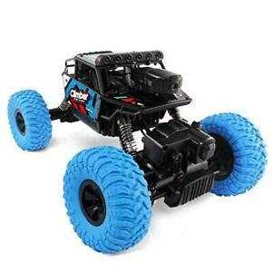 Remote Control Car With Camera Off Road RC Buggy Electric Monster Truck Toy 4WD