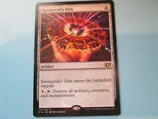 mtg  NEVINYRRAL'S DISK  x 1  card.