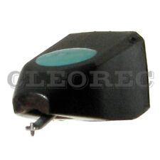 Dn167 gomme laque argile aiguille pour Dual/ORTOFON OM OMB aiguille 78-stylus for 78 rpm