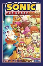 Flynn Ian-Sonic The Hedgehog Vol 8 Out O BOOK NEW