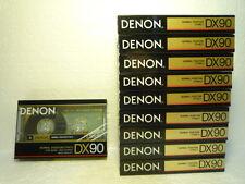 DENON DX90 CASETTE TAPE NEW & SEALED