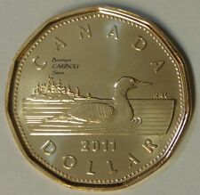 2011 Canada Loonie BU