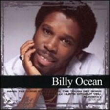 BILLY OCEAN - COLLECTIONS  CD