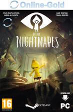Little Nightmares - Llave PC de Steam juegos Descargar gratis [ES/EU][2017]