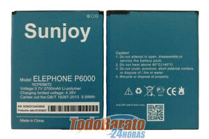 Bateria para ELEPHONE P6000 / P6000 Pro Lithium Battery 2700 mAh