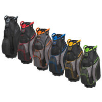 NEW BagBoy Golf Chiller Cart Bag 14-Way Top Bag Boy - You Pick the Color!!