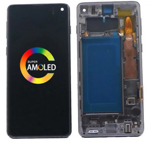 Samsung Galaxy S10 Super Amoled LCD Display Touch Screen Digitizer Replacement