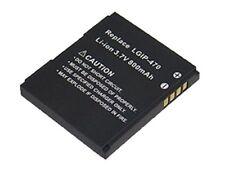 BATTERIE COMPATIBLE NEUVE LGIP-470A POUR LG KE970 / KU970 / U970 / KF600