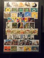 GB 1995 Commemorative Stamps, Year Set~Very Fine Used~(9)~UK Seller