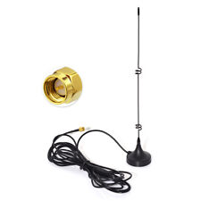 600-2700MHz SMA Male Antenna Strong Magnet with Extension Cable 4M
