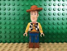 LEGO TOY STORY WOODY MINIFIGURE RETIRED RARE 7596 Dirt Pattern