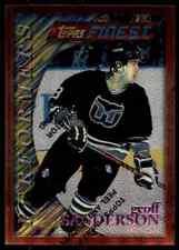 1995-96 Topps Finest Geoff Sanderson #173