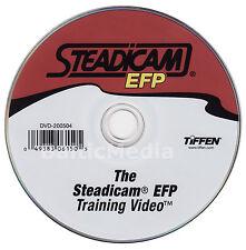 STEADICAM EFP TRAINING DVD WORKSHOP STEADYCAM
