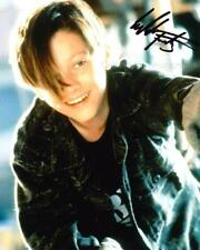 EDWARD FURLONG As John Connor - Terminator 2 GENUINE AUTOGRAPH UACC (R2803)