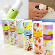 HOT Mini Handheld Lipstick Shape Fan Portable Small Battery Operated Cooler Cute