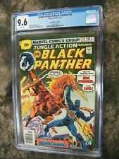 Jungle Action #22 30 cent price variant CGC 9.6 BLACK PANTHER!