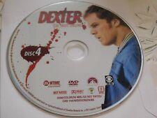 Dexter First Season 1 Disc 4 DVD Disc Only 43-181