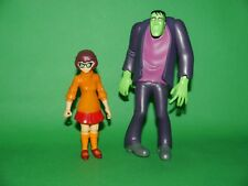 Scooby Doo~ Frankenstein & Velma ~Large & Fully Articulated,Poseable Figure-NEW_
