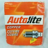 Autolite (3 Pack) <not 4 ...3pk> Small Engine Copper Core Spark Plugs # 3926