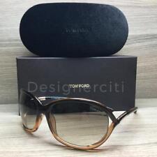 b264872f475e Tom Ford TF8 8 Jennifer Sunglasses Dark Brown Gradient 50F Authentic 61mm