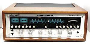 Marantz Model 2275 Receiver//Stereophonic//Vintage Marantz//NO RESERVE!