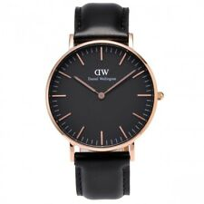 Daniel Wellington Unisex Classic Black Sheffield Watch DW00100139