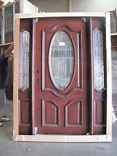FREE SHIPPINGl!!!   Solid Mahogany Wood Door, Prehung & Finished TMH7350-5