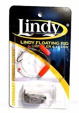 Lindy Floating Rig Crawler/Leech Orange LR095