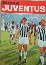 HURRA JUVENTUS=N°4 1977=JUVENTUS-MAGDEBURGO=CABRINI=BONIPERTI=MARIELLA SCIREA