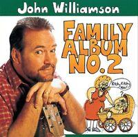 JOHN WILLIAMSON Family Album No. 2 CD BRAND NEW