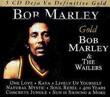 BOB MARLEY - DEFINITIVE GOLD (NEW CD)