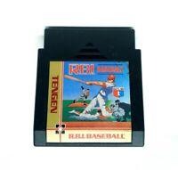 Tengen RBI Baseball Black Cart (Nintendo Entertainment System) NES Tested