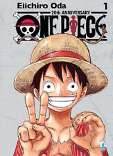 manga ONE PIECE N. 1 EDIZIONE SILVER -  nuovo italiano - star comics