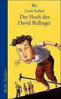 Der Fluch des David Ballinger Louis Sachar Taschenbuch dtv Deutsch 2004