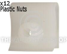 Klemme Plastik Muttern 5mm passend für Nissan Murano/Schein/Pathfinder/