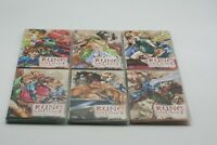 Rune Soldier - Vol 1,2,3,4,5,6 - Complete - USED - Anime DVD~FREE FAST SHIPPING