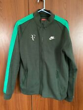 Nike RF Federer 2016 Australian Open Tech Fleece Jacket Size Medium