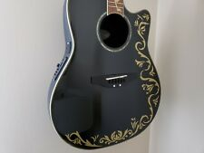 Guitar Body Design #1 Weir Vinyl Decals Inlays for Any Guitar 30 Colors!!