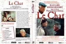 DVD - LE CHAT - Jean Gabin - Simone Signoret - Georges Simenon