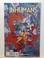 All-New Inhumans #1 Marvel Comics vf/nm CB2640