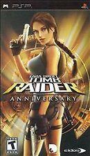 Lara Croft: Tomb Raider Anniversary (Sony PSP, 2007)  IT IS THE UMD ONLY !  FAST