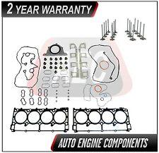 Full Gasket Set Intake & Exhaust valve For Dodge Jeep Durango 5.7 L Hemi #JGV016
