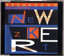 Netzwerk - Breakdown - CDM - 1993 - Italodance 3TR Sandra Chambers Airplay Rec