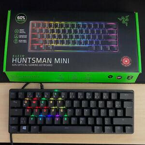 RAZER Huntsman Mini Keyboard USB Black (DEU Layout - QWERTZ)