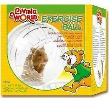 Living World Exercise Ball for Hamsters 17cm Diameter