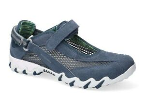 Mephisto Allrounder Niro Shoes - Jeans/Jeans Open Mesh